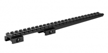 "Lion Gears 25-Slot .5"" Low-Profile Extended Picatinny Riser, 10"" Long"