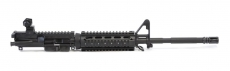 "Bushmaster XM15 AR-15 16"" 5.56 Carbine Complete Upper Assembly, Quad Rail, Rear Sight"