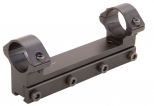 RWS 1-piece 30mm Lock Down .22 Dovetail Scope Mount High Profile