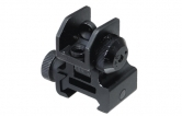 UTG Tactical Flip-up Rear Sight