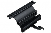 UTG AK Quick Detachable Double-rail Side Mount