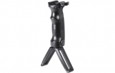 UTG Combat Heavy Duty Aluminum Alloy Vertical Foregrip Drop-out Bipod with QD