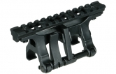 UTG MP5 Steel Claw Mount with STANAG to Picatinny Rail