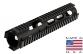 UTG PRO Model 4/15 Carbine Length Quad Rail System w/ Front Extension