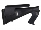 Mesa Tactical 90080 Urbino Pistol Grip Stock for 12ga Remington 870 1100 11-87 Standard Butt Cheek Riser