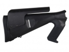 Mesa Tactical 91550 Urbino Pistol Grip Stock for 12ga Remington 870 1100 11-87 Limbsaver Butt Cheek Riser