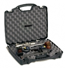 Plano Pillared Pistol Case - Double