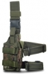 UTG LE Tactical Special Ops Leg Holster, Woodland Digital