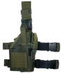 UTG Combat Tactical Adjustabale Leg Holster, OD Green