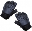 RAP4 Half Finger Tactical Gloves, Medium