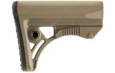 UTG PRO AR15 Ops Ready S3 Mil-spec Stock Only, FDE