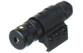 UTG Combat Tactical W/E Adjustable Red Laser Sight w/ Weaver Ring