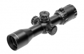 "UTG BugBuster® 1"" 3-12X32 Scope, Side AO, Mil-dot, QD Rings"