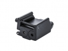 Lion Gears Sub-Compact Mini Red Laser Sight w/ Weaver Mount