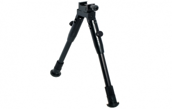 UTG Universal Shooter's Bipod - Tactical/Sniper Profile Adjustable Height