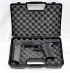 TSD Foam Lined Pistol Case - Single