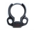 Clamp-on Ambi Dual Round Loop Single Point Sling Adapter Mount