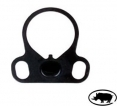 Ambidextrous Dual Round Loop Single Point Sling Adapter Mount